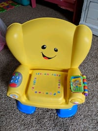 Toddler chair .