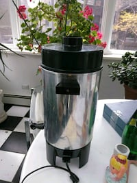 Stainless steel 36 cup coffee maker Chicago, 60614