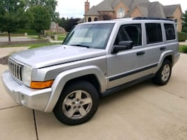 2006 - Jeep - Commander 4x4 leather moonroof