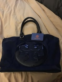 Navy Blue Tory Burch Bag Surrey, V3S 8X3