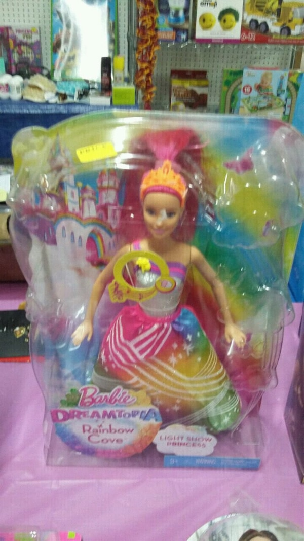 Dreamtopia barbie
