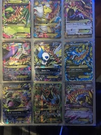 36 RARE EX CARDS AND 4 BOXES FILED WITH THOUSANDS OF CARDS. PRICE IS NEGOTIABLE  Toronto, M6E 4H2