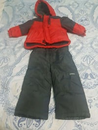 For 18 months old winter jacket nd snow suit  Toronto, M3C 1A2