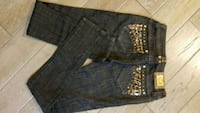 Low rise skinny jeans,size 0,never worn Edmonton, T5T 5M3