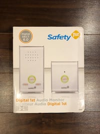 Safety 1st Audio monitor