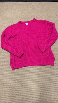 Vibrant pink sweater Vaughan, L6A 1Z1