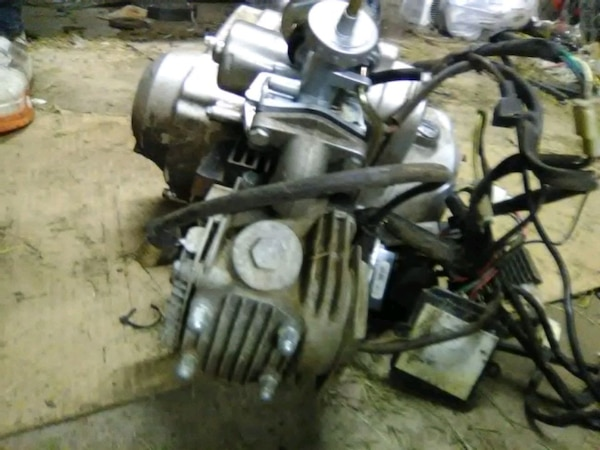 Used 110cc motor for sale in Wooster - letgo
