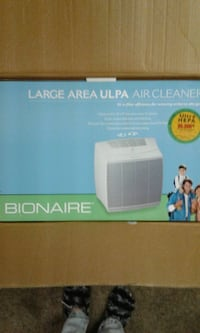 New in box bionaire air cleaner purifier Bedford, 44146