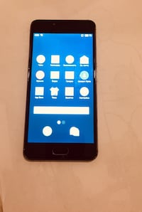 Svart samsung galaxy android smartphone Stockholm, 163 68