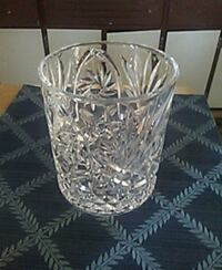 Lead Crystal Ice Bucket Wilmington, 19805