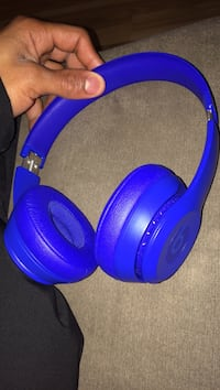 blue Beats by Dr. Dre wireless headphones Mississauga