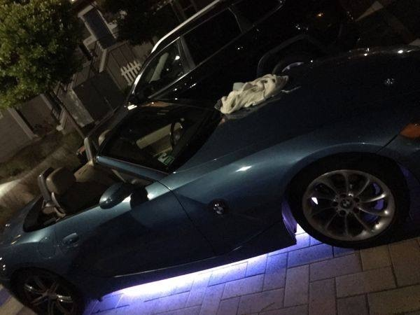 2003 BMW Z4 2 5i Convertible Clean Title