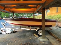 Boat with trailer Lorton, 22079