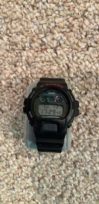 Gshock watch Manassas, 20111