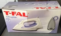 white and blue Arzum clothes iron box Vaughan, L4L