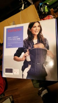 Brand New Baby Carrier One with box