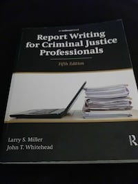 report writing for criminal justice professional by Larry S. Miller book