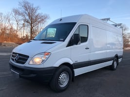 2013 Mercedes-Benz Sprinter Cargo Van 2500 170 WB High Roof