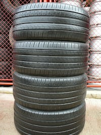 P245/40ZR19 MICHELIN LATITUDE 245/40R19 (4) USED T Fort Lauderdale, 33311