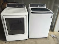Washer & Dryer  3 years old. Only used for 1year Marshall, 20115