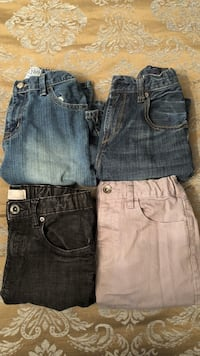 Various youth jeans (size 12) (all 4) Vaughan, L4K 3Z9
