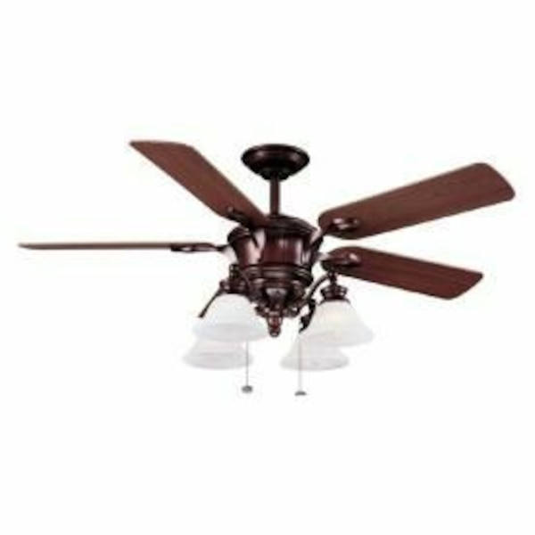 Harbor Breeze Bellhaven 52 Bronze Ceiling Fan