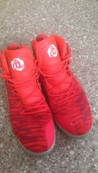 Adidas high tops Winnipeg, R2X 0R1