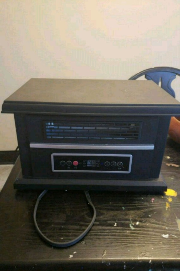 Used Decorative Space Heater For Sale In New Iberia Letgo
