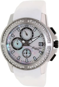 Kenneth Cole Women's KC2798 Mother-Of-Pearl Chronograph Watch  Toronto