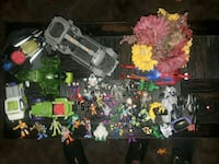 assorted color plastic toy lot Ceres, 95307