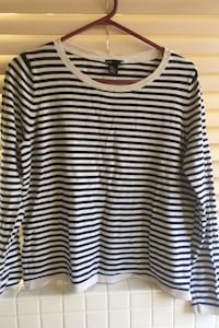 Light black and white sweater by H&M Oxnard, 93030