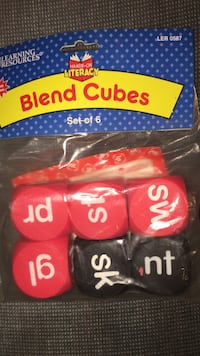 New Blend Cubes-in sealed package Columbia, 21045