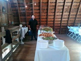 Catering available for all occasions