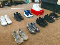 Kobe, KD, adidas, nike, shoes Maple Ridge, V2X 9V3