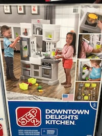 Brand new in box step2 kitchen boys girls Rochester, 03867
