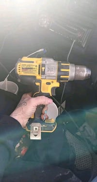 Hammer drill tool only