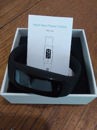 Heart rate/Fitness Tracker