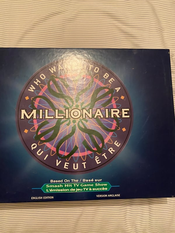 Who Wants to be a Millionaire Board Game 96c89cf8-5082-4c26-a069-f734592e3803