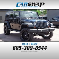 2010 Jeep Wrangler Unlimited Rubicon Sioux Falls