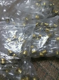 200 Glass chrismas bulbs .used but work switched t Tulsa, 74132
