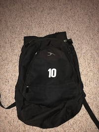 Black Backpack Hampshire, 60140
