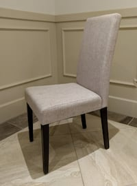 Cream Linen Dining Chairs Abbotsford