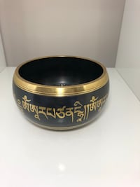 Metal singing bowls from Himalayas (aka Himalayan Bowl and Buddha Bowl) Fairfax, 22031
