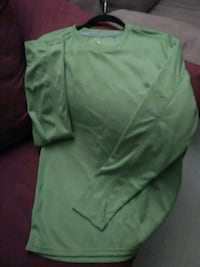 Lime green long sleeve