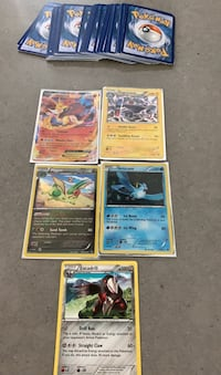 Pokemon mint card collection 55 cards 2009 with metal Pokemon metal  Bethpage, 11714