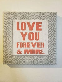 love you forever & more painting Bothell, 98012