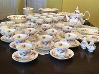 Royal Albert Bone China  Lavender Rose pattern Abbotsford, V3G 2M4
