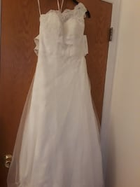 women's white bridal gown Sterling Heights, 48312