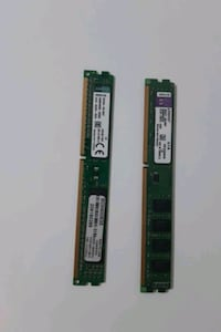 Kingston Ddr3 ram 2x4 GB 1600Mhz Yeni Siteler, 67850