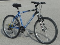 "MUST SELL TODAY HIGH END SUPER LIGHT WEIGHT 26"" SPECIALIZED HARD ROCK 21 SPD WITH SUSPENSION! Mississauga"